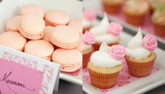 Wedding Sweets: Do You Prefer Macarons or Cupcakes?