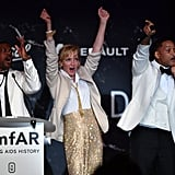 Chris Tucker, Uma Thurman, and Will Smith