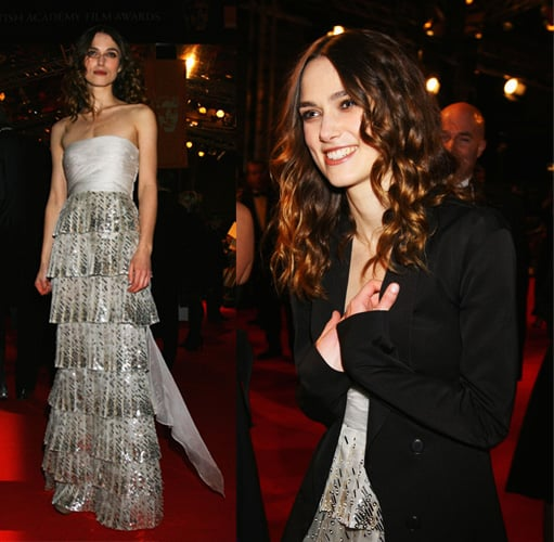BAFTA Awards: Keira Knightley