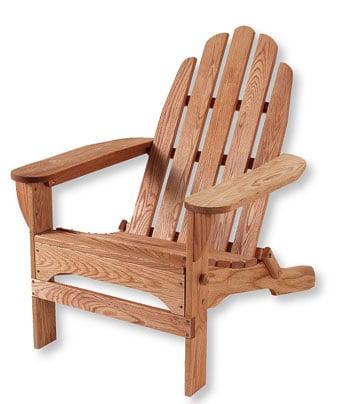 Casa Quiz: Adirondack Chairs