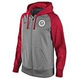 Team USA Women's Nike Red/Gray Team USA Performance Fleece Full Zip Hoodie ($75)