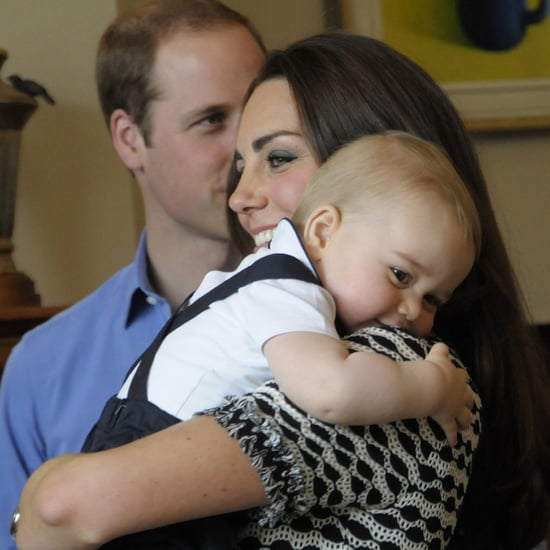 Kate Middleton's Favourite Picture of Prince George
