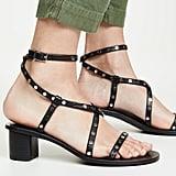 Senso Lani Block-Heel Sandals