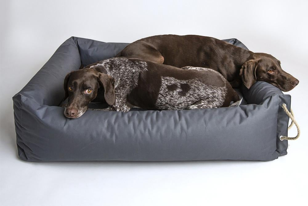 Lavish Tails Classic Outdoor Sleep Dog Bed, $295