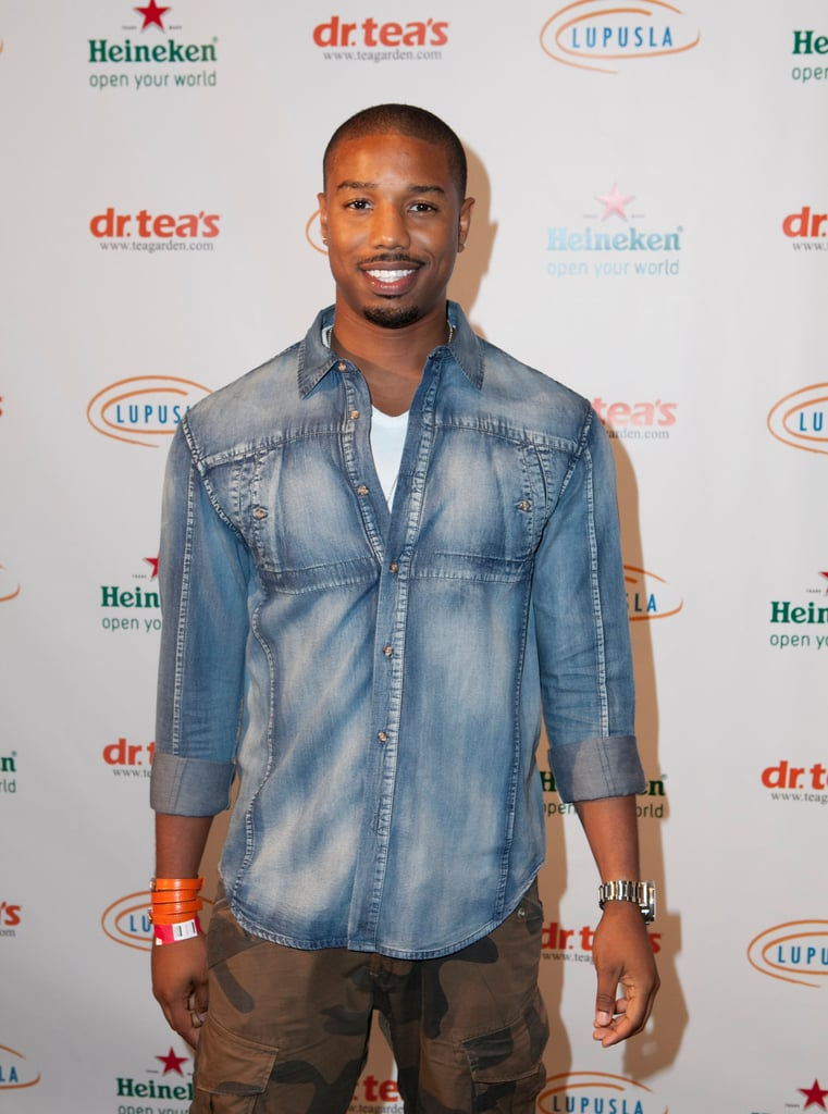 Michael B. Jordan Pictures Through the Years | POPSUGAR Celebrity