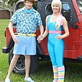 Barbie and Ken From Toy Story 3