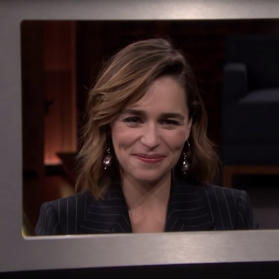 Watch Emilia Clarke and Jimmy Fallon Play Box of Lies