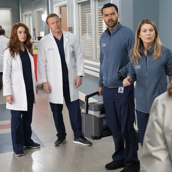All the Drama We Expect in the New Season of Grey's Anatomy