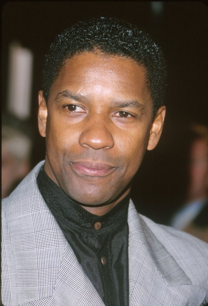 Denzel Washington at the Premiere of The Hurricane in 1999