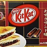 Japanese Kit Kat Azuki Bean