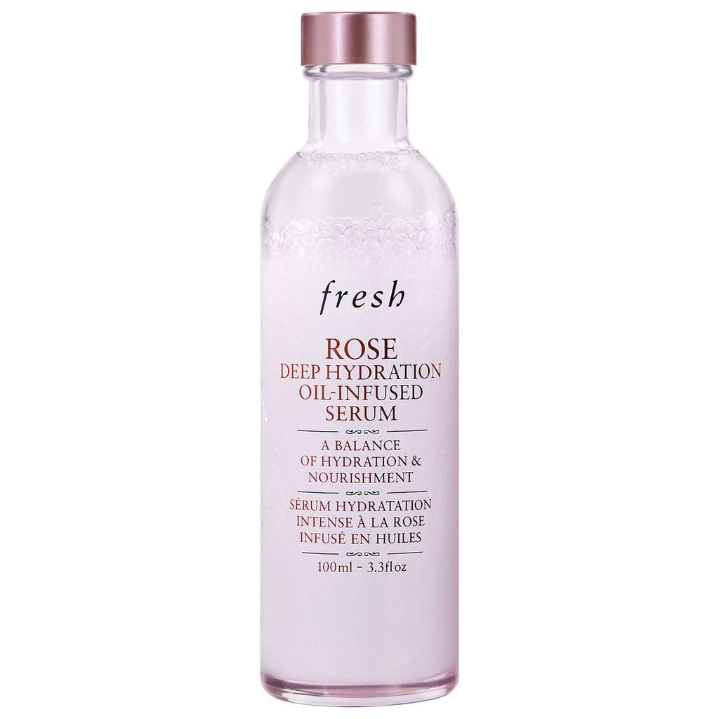 Fresh Rose Deep Hydration Oil-Infused Serum
