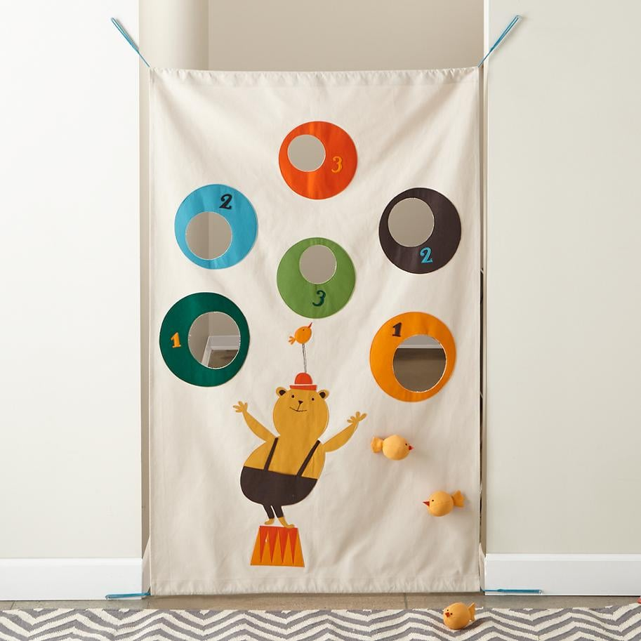 For 4-Year-Olds: The Land of Nod My Great Beanbag Toss