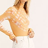 Our Pick: We The Free Psychedelic Turtleneck Top