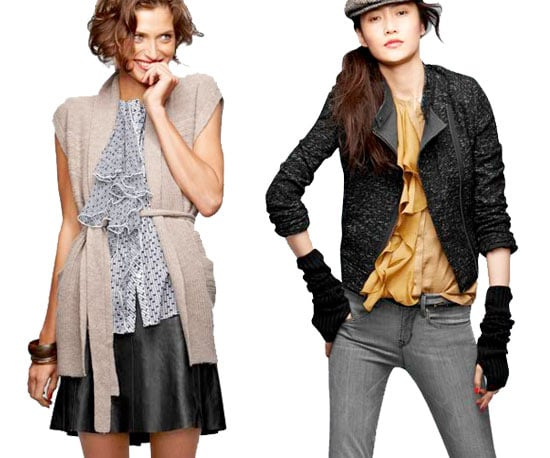 Pictures of Gap Winter '11 Collection