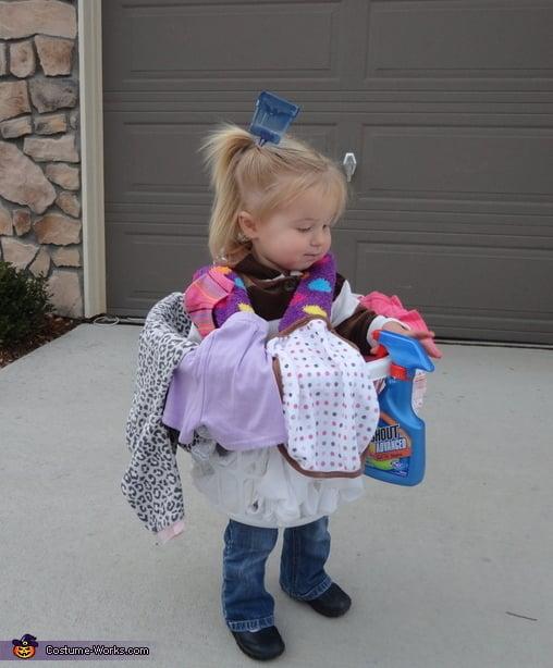 Little Laundry Basket
