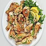 Lemon-Garlic Chicken Drumsticks