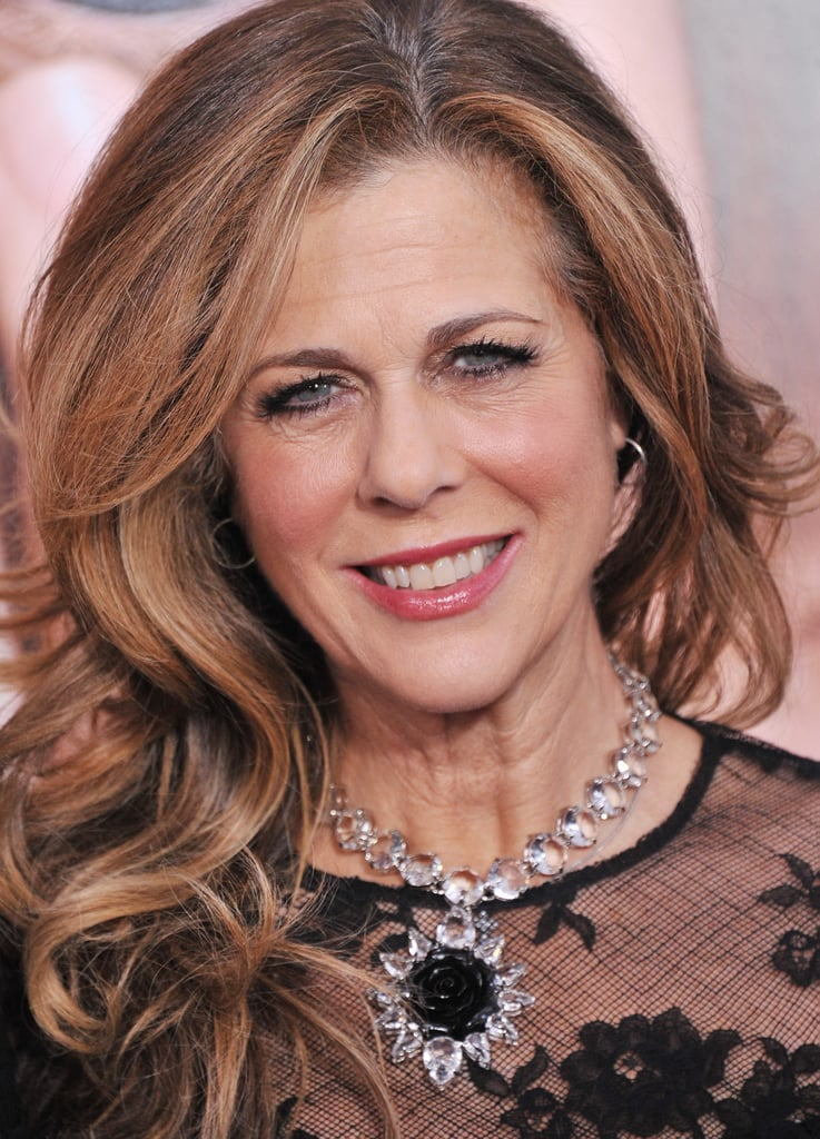 Rita Wilson hit the red carpet for her husband's new film, Extremely Loud and Incredibly Close.