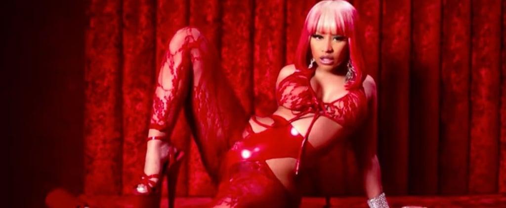 Nicki Minaj's Good Form Music Video