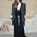 Sarah Jessica Parker attended the launch of Maison Martin Margiela for H&M in NYC.