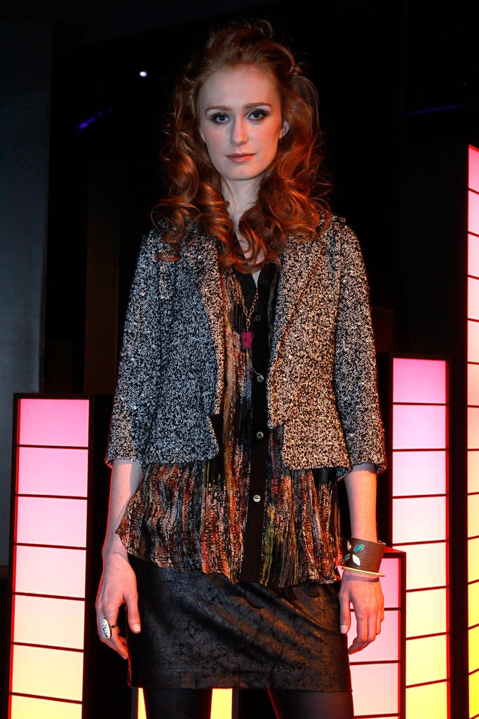 Sneak Peek! W's Global Glam Collection at NYFW