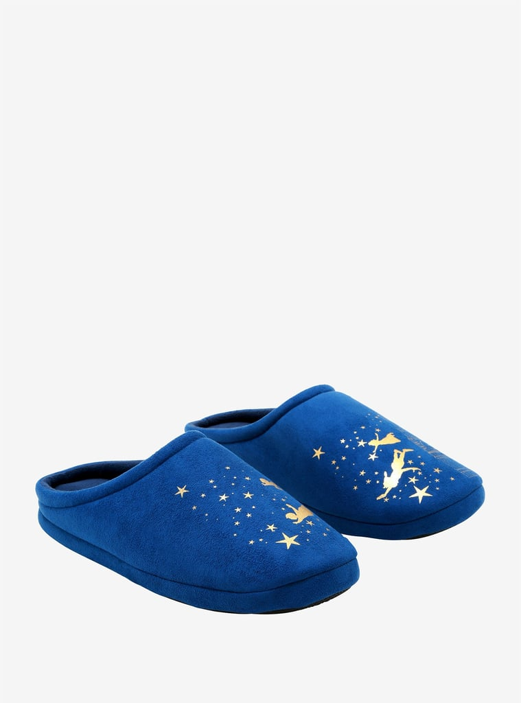 Disney Peter Pan Silhouette Slippers