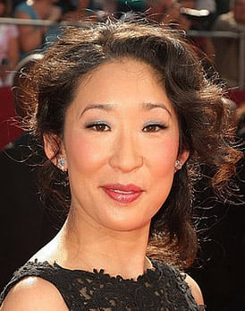 Sandra Oh at 2008 Emmys: Hair and Makeup Poll