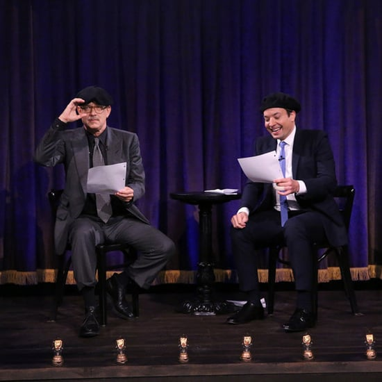 Tom Hanks and Jimmy Fallon Act Out Bridge of Spies