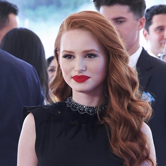 What Colour Hair Does Cheryl Blossom Have?