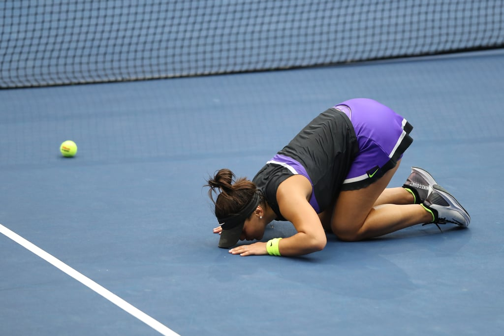 Bianca Andreescu Makes History at 2019 US Open