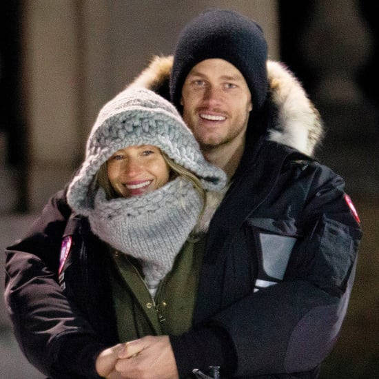 Gisele Bundchen and Tom Brady Out in Boston January 2017