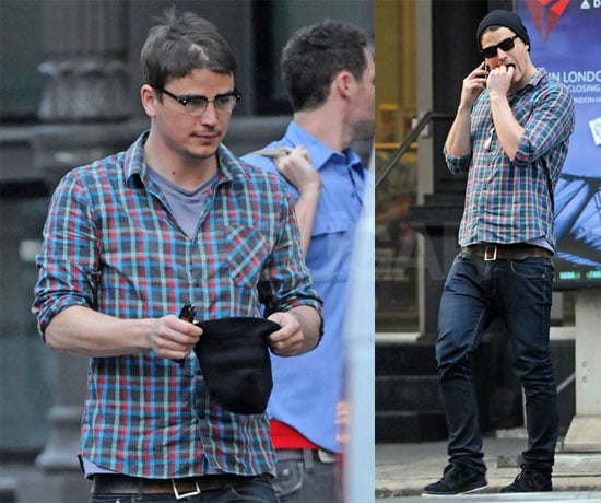 Photos of Josh Hartnett, Who's Rumored to Be Dating Sienna Miller, in NYC