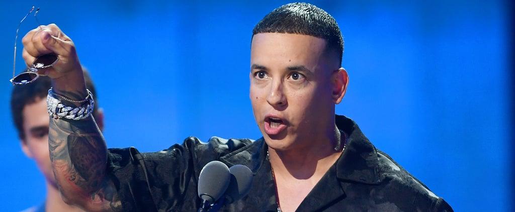 Daddy Yankee Speech at Premios Juventud 2019