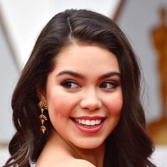 Auli'i Cravalho Moana Interview March 2017
