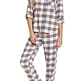 Flannel Girlfriend Pajamas