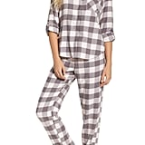 Supercozy pajamas perfect for staying in bed all day.