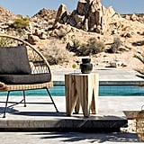 Aeri Slate Gray Lounge Chair
