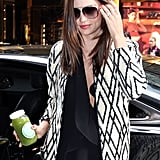 Miranda Kerr went to a meeting in Sydney.