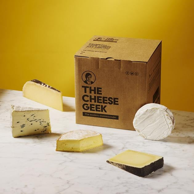 The Cheese Geek The Elvis Box