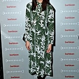 Gemma Chan at the Warehouse Barbican Inside-Out Launch in Jan. 2018.