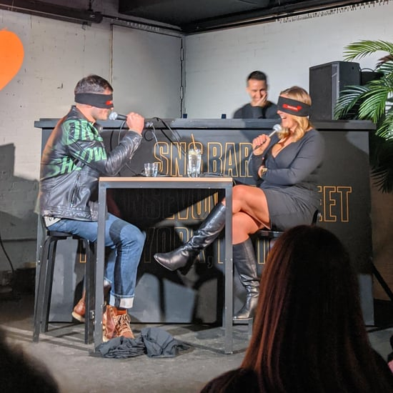 I Went on a Blind Date in Front of a Live Audience