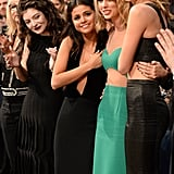 2014: She Was Surrounded by Friends