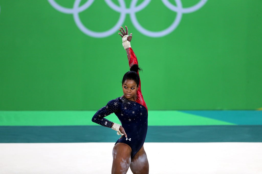 Gymnast Gabby Douglas on What Kept Her From Giving Up Before Making Olympic History