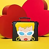 Barbie X Unique Vintage Retro Barbie Doll Face Handbag