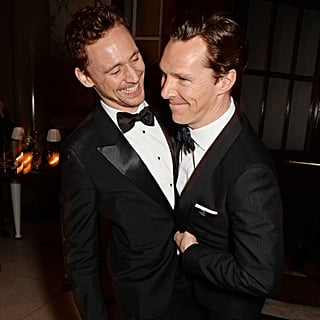 Pictures of Benedict Cumberbatch and Tom Hiddleston