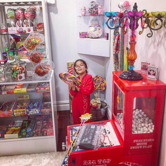 Nick Cannon's Candy Room