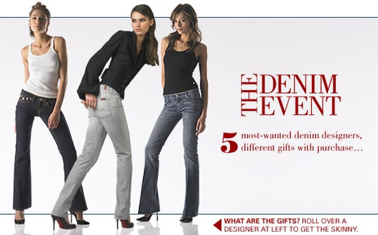 More Free Stuff: The Saks Fifth Avenue Denim Event