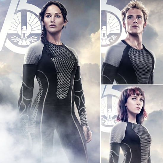 Check Out Brand New Catching Fire Posters