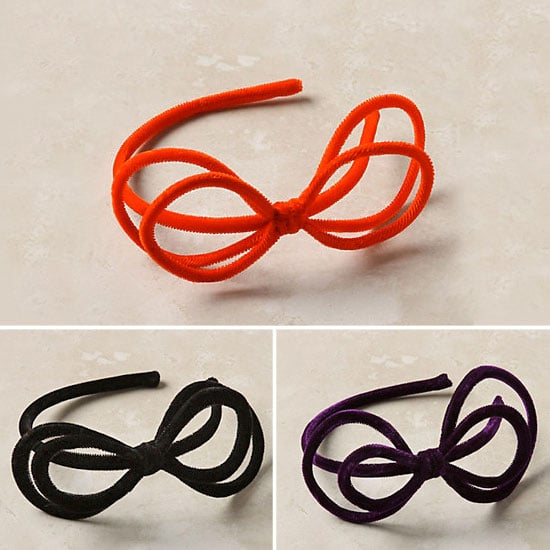 Pipe Cleaner Headbands From Anthropologie