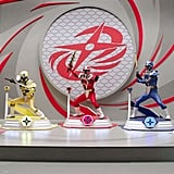 Power Rangers Ninja Steel, Season 1