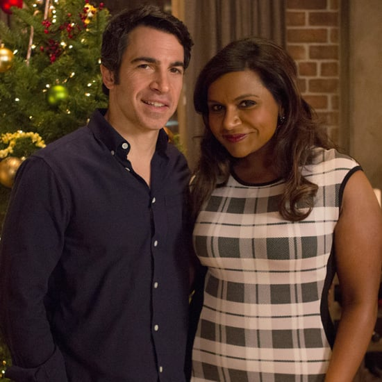 The Mindy Project Christmas Episode Pictures 2014